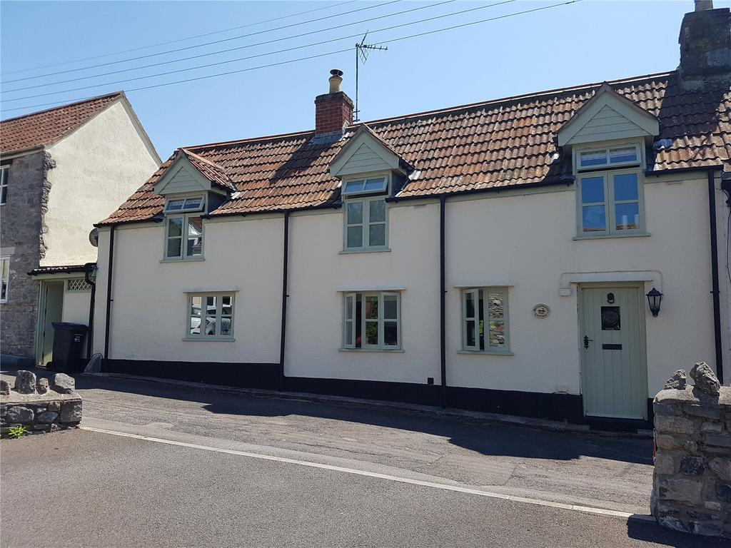 2 Bedrooms Terraced House for sale in Tuttors Hill, Cheddar, BS27