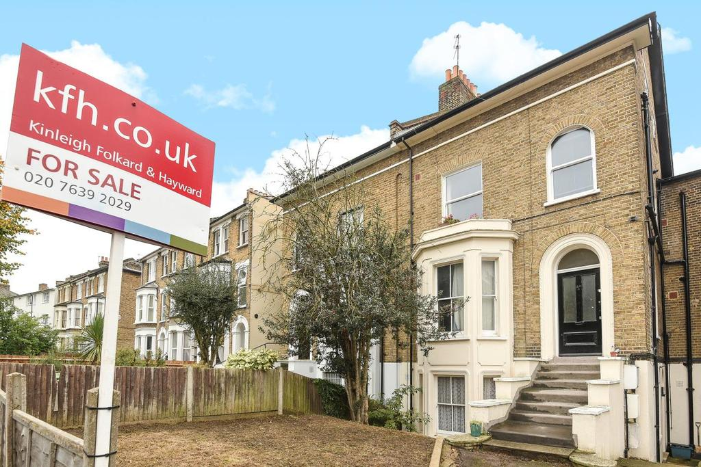 3 Bedrooms Flat for sale in Linden Grove, Nunhead