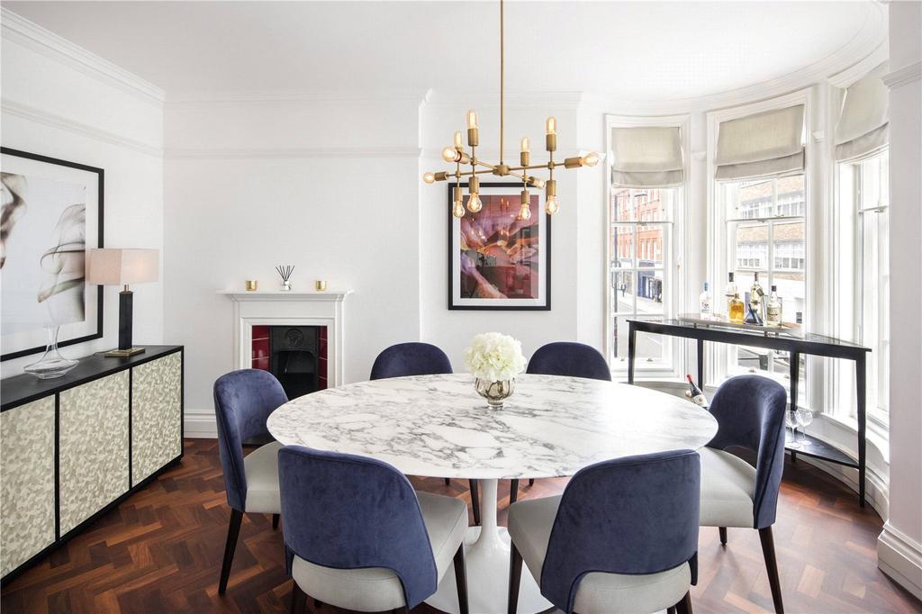 1 Bedroom Flat for sale in Portland Riding, Great Portland Street, London, W1W
