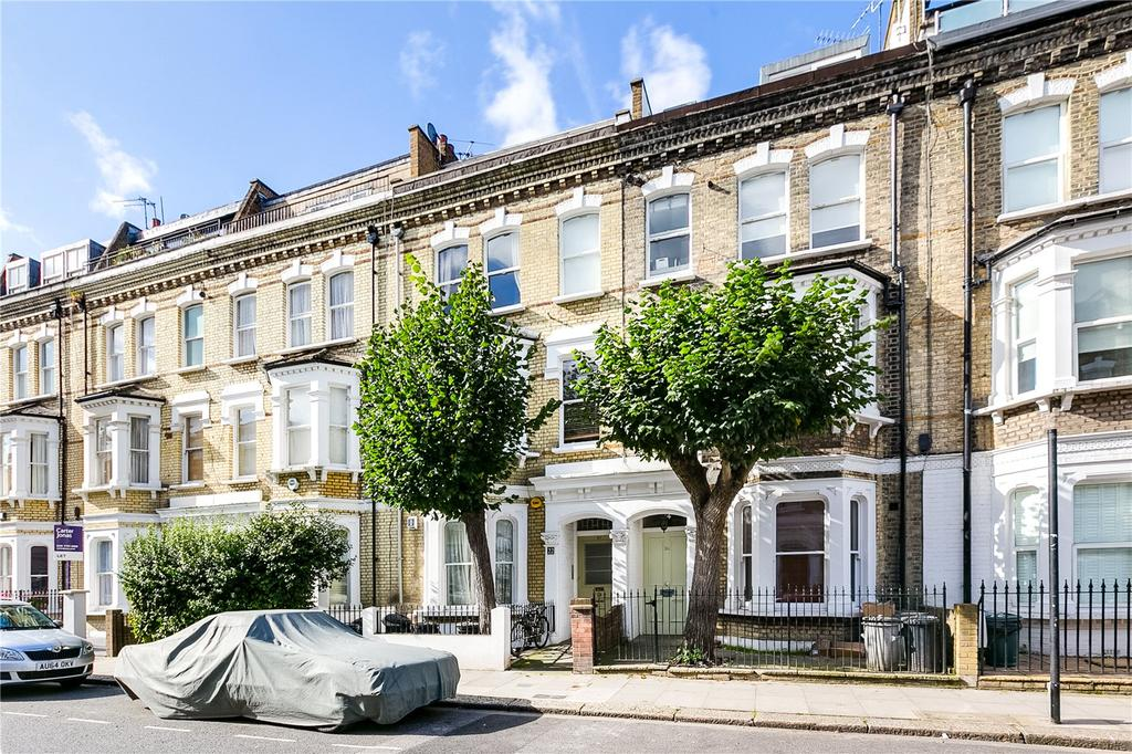 1 Bedroom Flat for sale in Radipole Road, Fulham