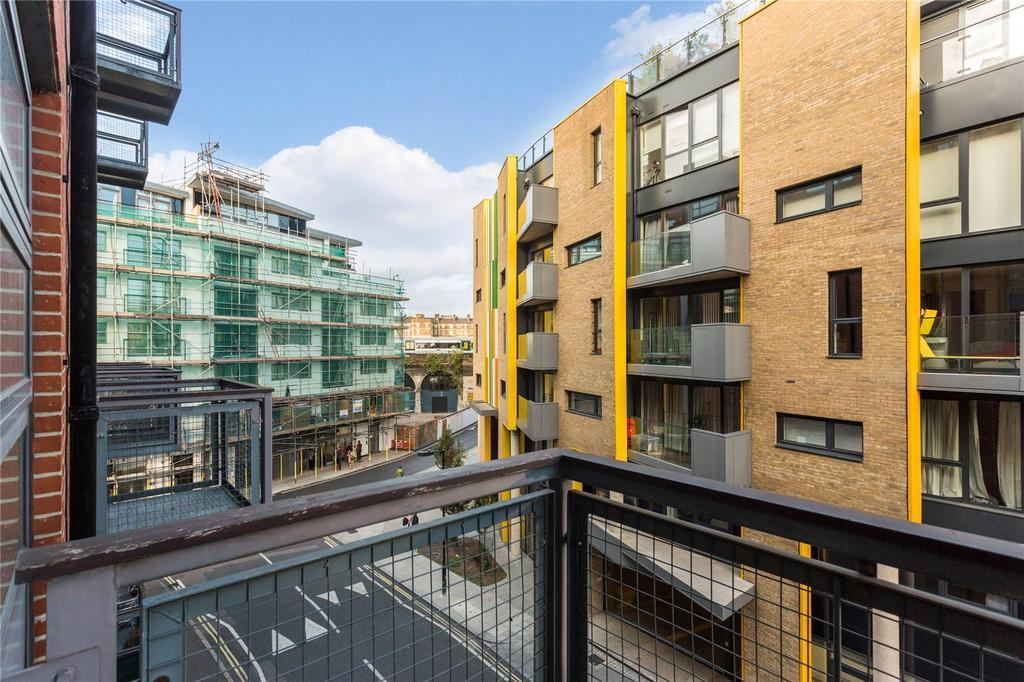 1 Bedroom Flat for sale in Florin Court, 70 Tanner Street, London