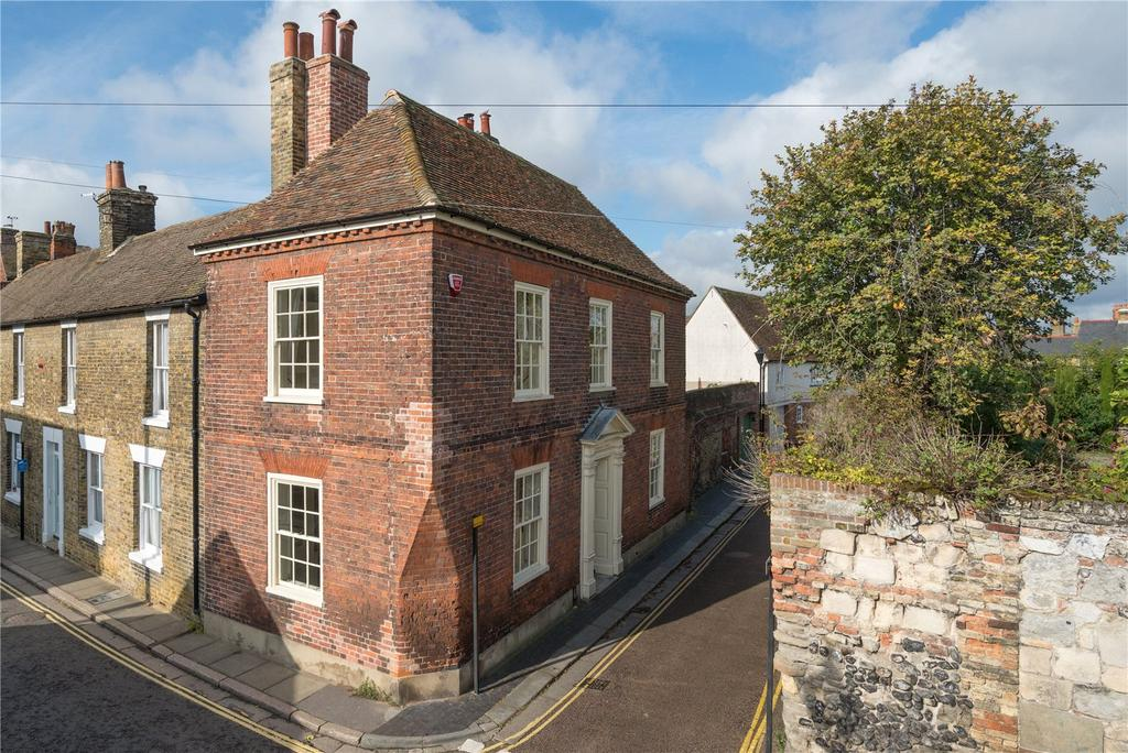 4 Bedrooms House for sale in Guildcount Lane, Sandwich, Kent