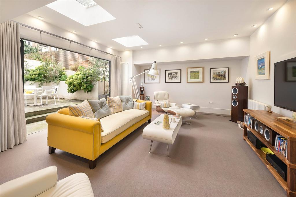 5 Bedrooms Semi Detached House for sale in Needham Road, Notting Hill, London