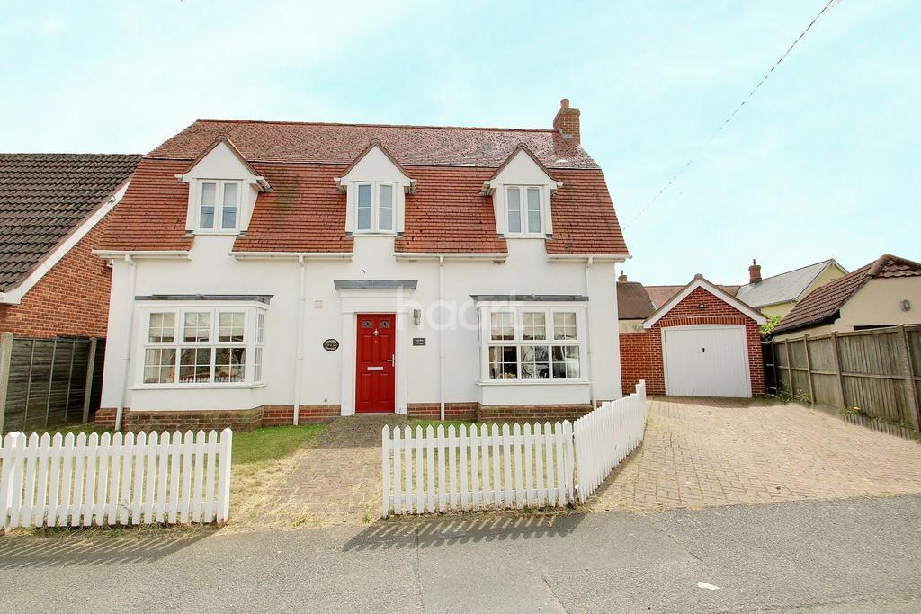 5 Bedrooms Detached House for sale in Elmstead Market
