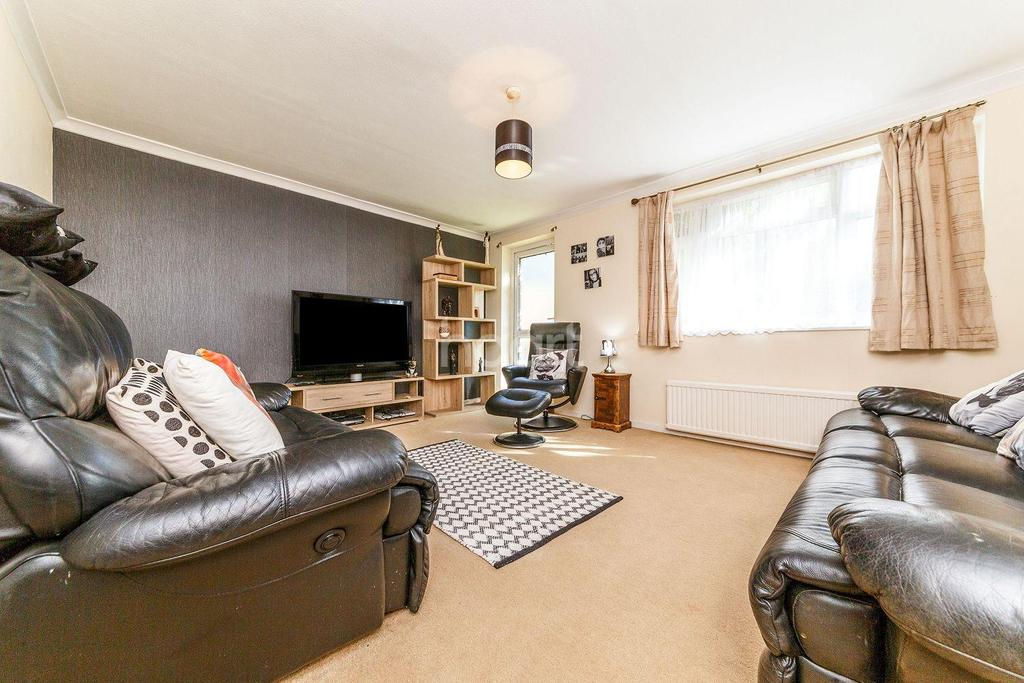 5 Bedrooms End Of Terrace House for sale in Southwark Close, Wellfield Wood, Stevenage