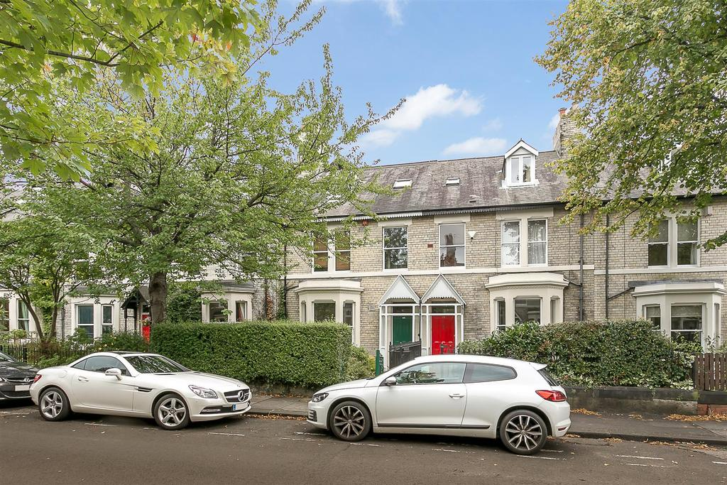 4 Bedrooms Terraced House for sale in Larkspur Terrace, Jesmond, Newcastle upon Tyne