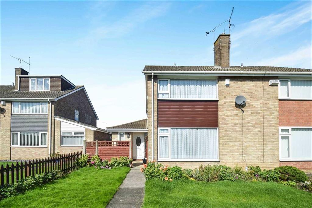 3 Bedrooms Semi Detached House for sale in Gorsedale, Sutton Park, Hull, HU7