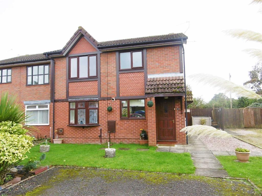 2 Bedrooms Flat for sale in 14, Minshall Place, Oswestry, Shropshire, SY11