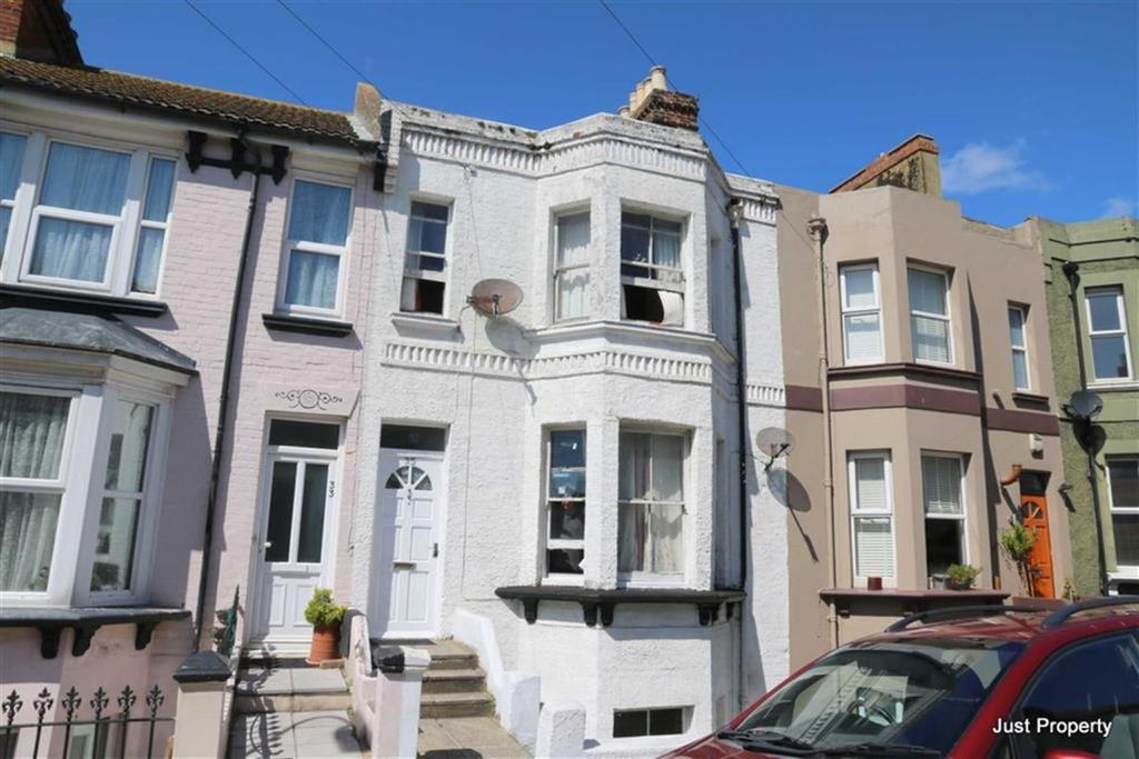 4 Bedrooms Terraced House for sale in St Thomas's Road, Hastings