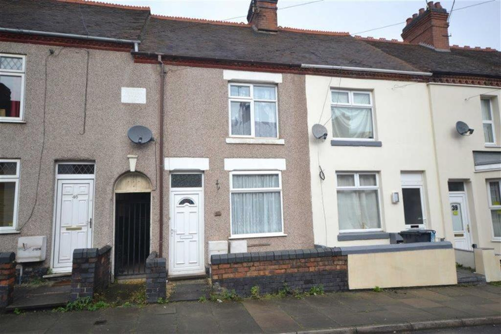 3 Bedrooms Terraced House for sale in Stanley Road, Abbey Green, Nuneaton