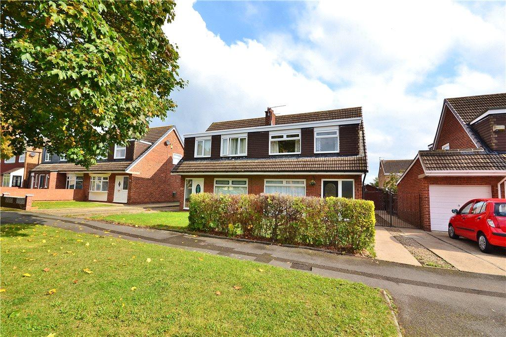 3 Bedrooms Semi Detached House for sale in Kestrel Close, Norton, Stockton-On-Tees
