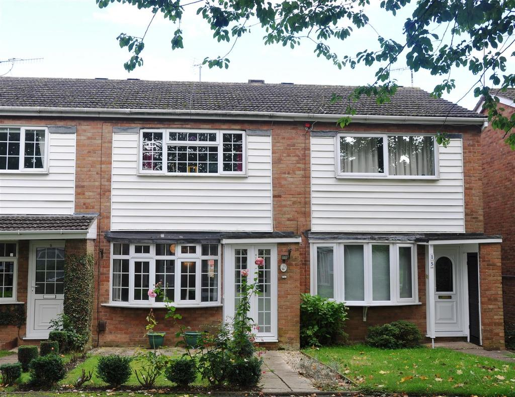 2 Bedrooms Terraced House for sale in Lynton Close, Warwick