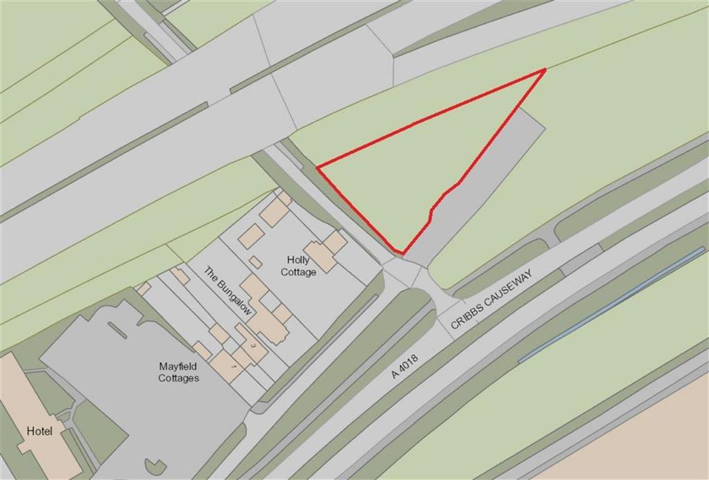 Land Commercial for sale in Hollywood Lane, Cribbs Causeway, Bristol