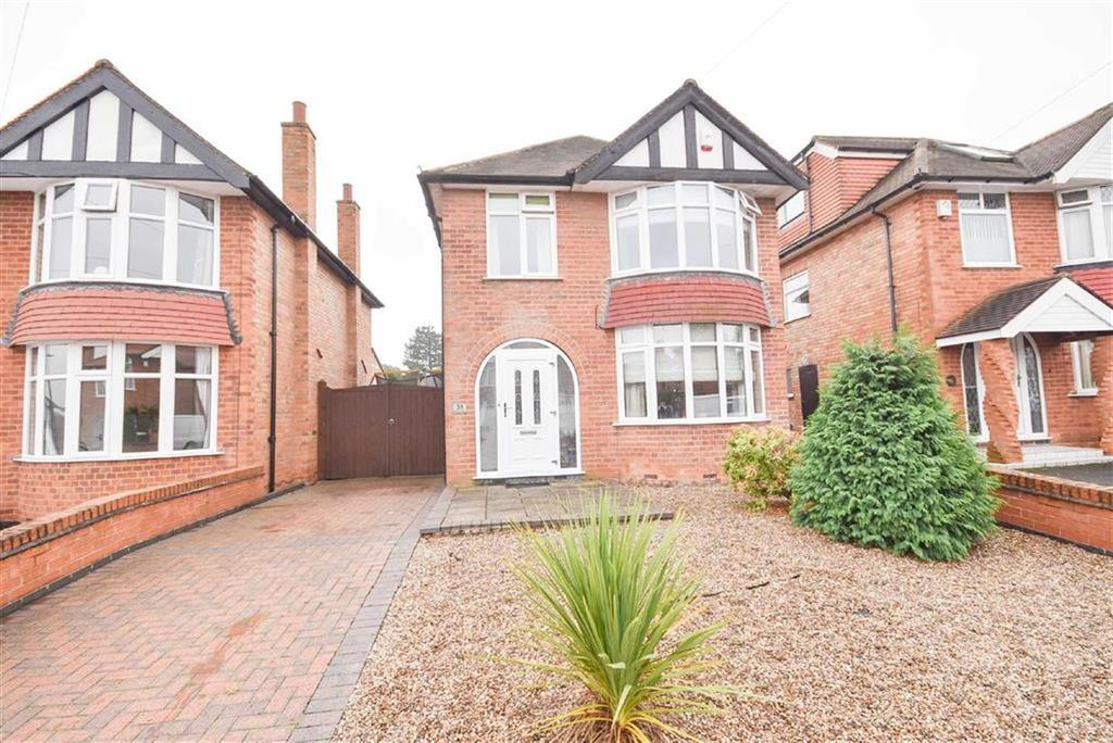 3 Bedrooms Detached House for sale in Maplestead Avenue, Wilford Village