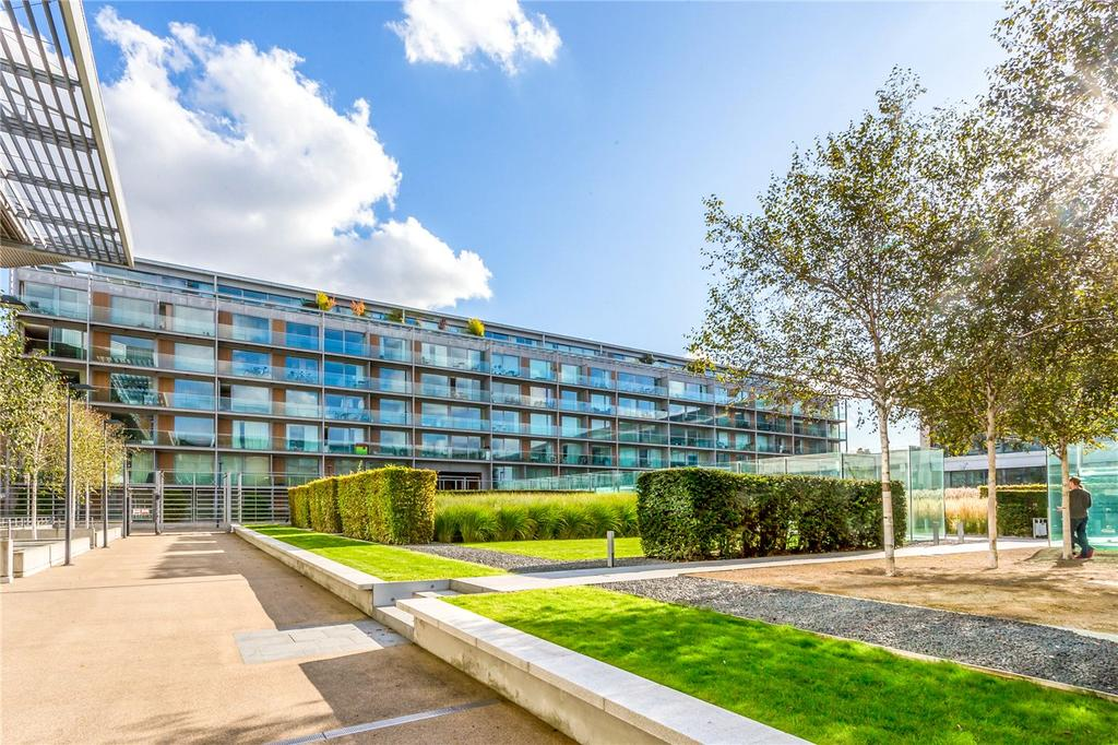1 Bedroom Flat for sale in Southstand Apartments, Highbury Stadium Square, London, N5