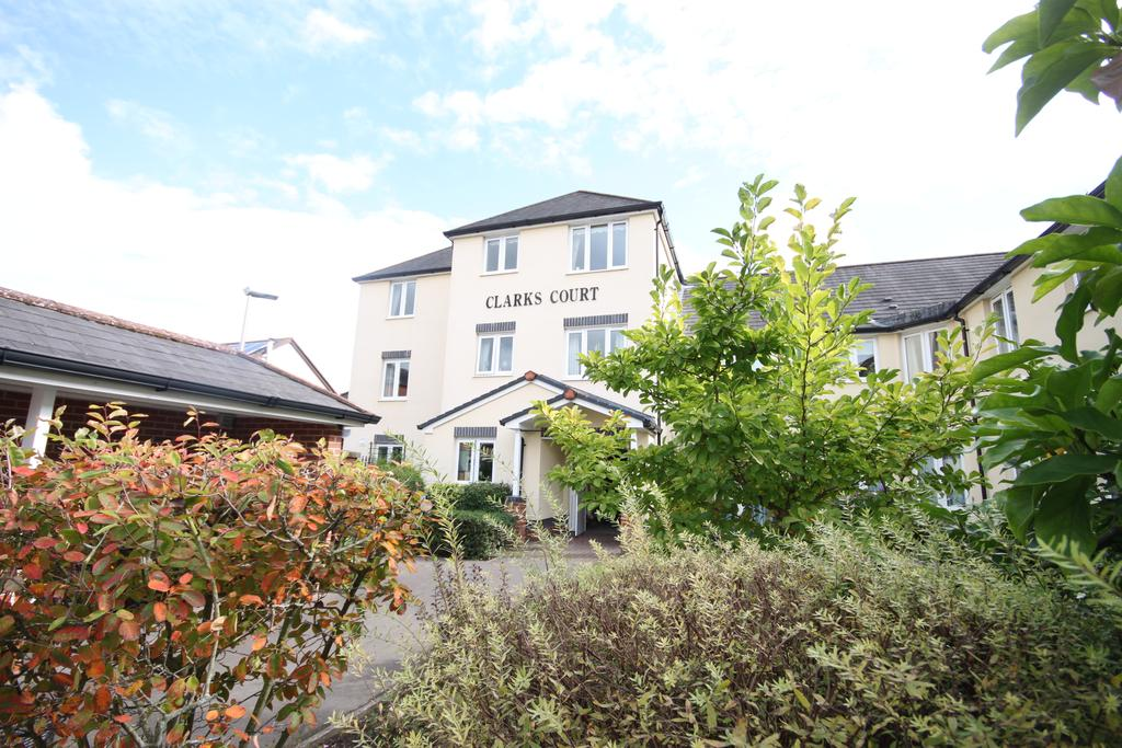 1 Bedroom Apartment Flat for sale in Clarks Court, Cullompton EX15 1FB