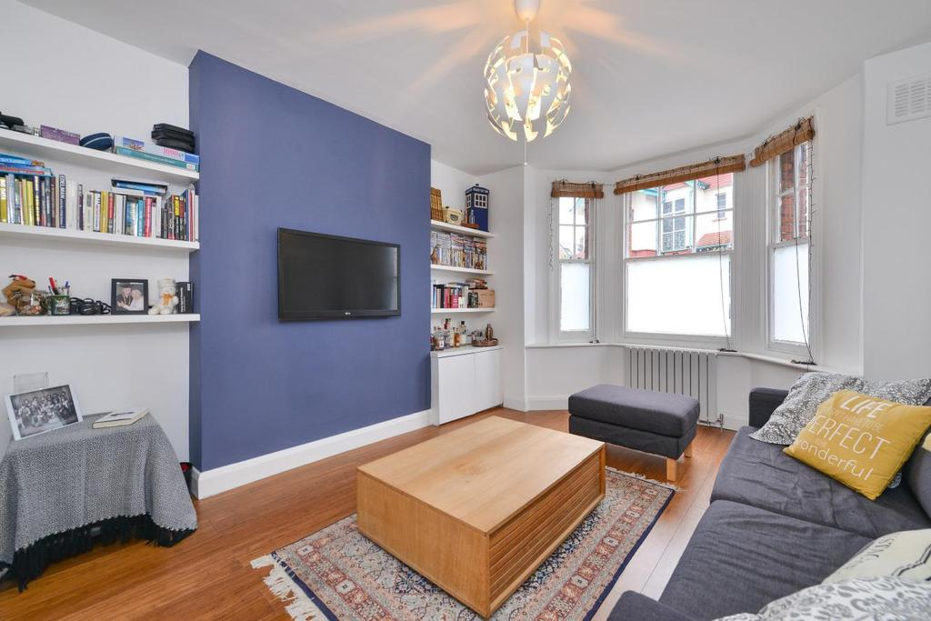 1 Bedroom Flat for sale in Clapham Park Road, Clapham