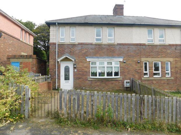 3 Bedrooms Semi Detached House for sale in FLASS AVENUE, USHAW MOOR, DURHAM CITY : VILLAGES WEST OF