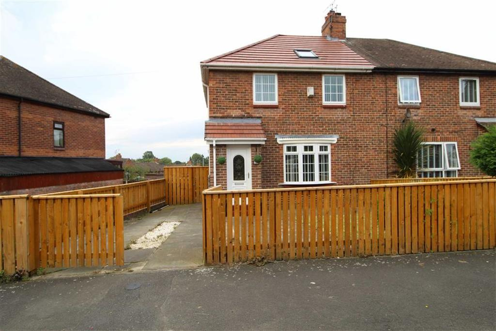 3 Bedrooms Semi Detached House for sale in Wardle Gardens, Felling, Tyne And Wear