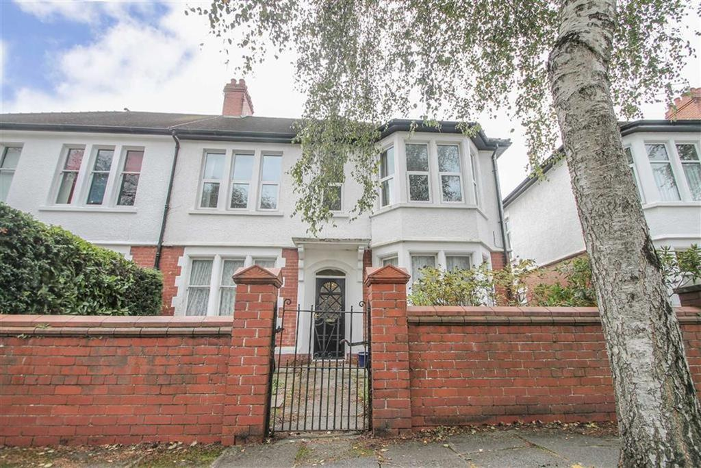 2 Bedrooms Maisonette Flat for sale in Winchester Avenue, Penylan, Cardiff