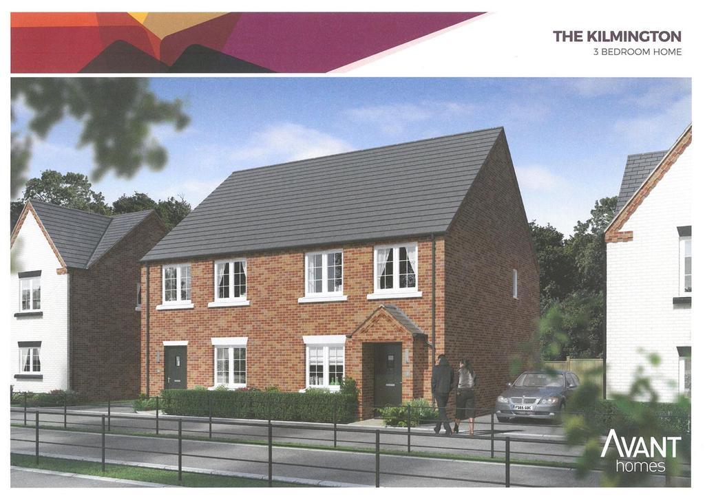 3 Bedrooms Semi Detached House for sale in Abbey Lane, Aslockton, Nottingham