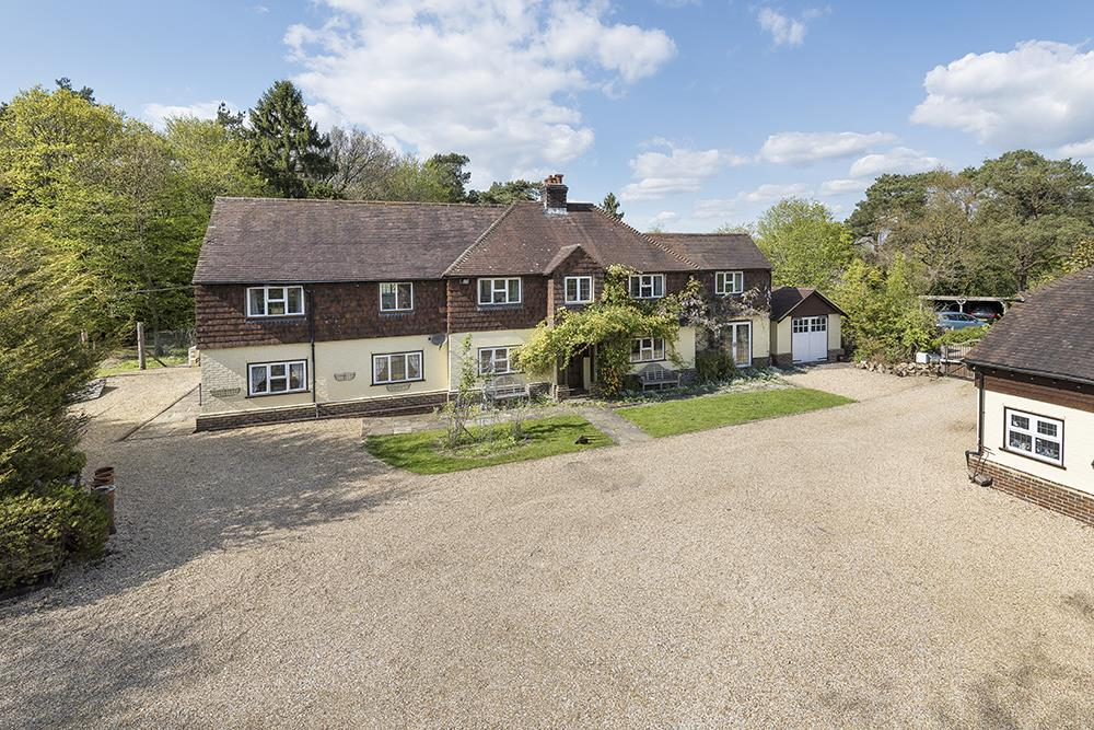 6 Bedrooms Detached House for sale in Whitesmith, Lewes