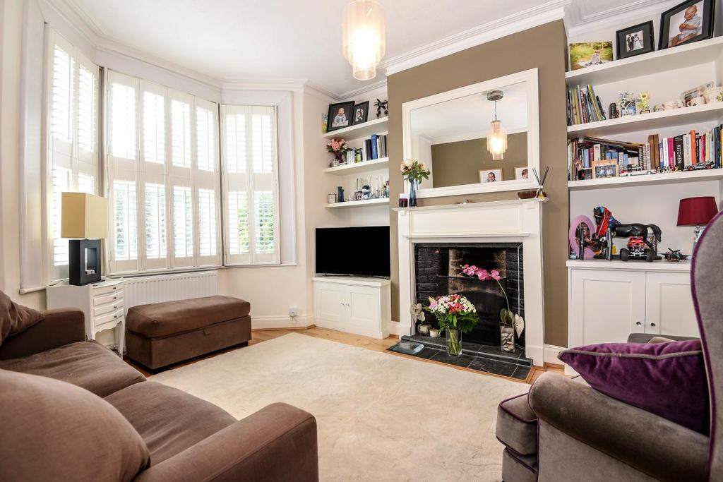 3 Bedrooms Terraced House for sale in Haydons Road, Wimbledon