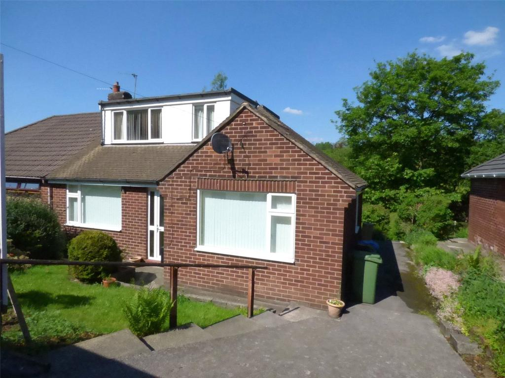 4 Bedrooms Semi Detached House for sale in Valley New Road, Royton, Oldham, Greater Manchester, OL2