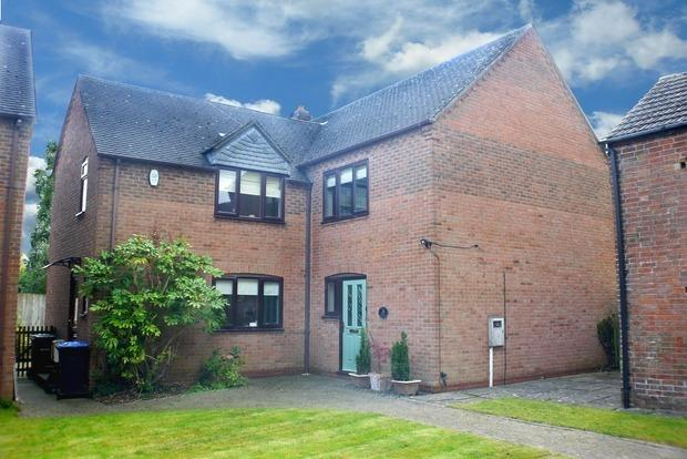 4 Bedrooms Detached House for sale in Main Street , Ashby Parva , LE17