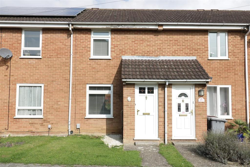 2 Bedrooms Terraced House for sale in Tuscan Close, Tilehurst, Reading