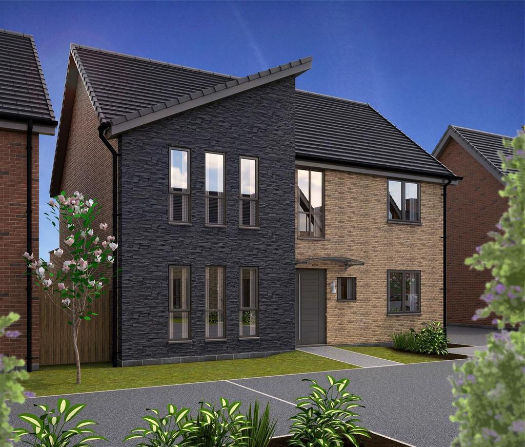 4 Bedrooms Detached House for sale in Plot 59 'Park Lane', Rockcliffe Grange, Nottingham Road, Mansfield