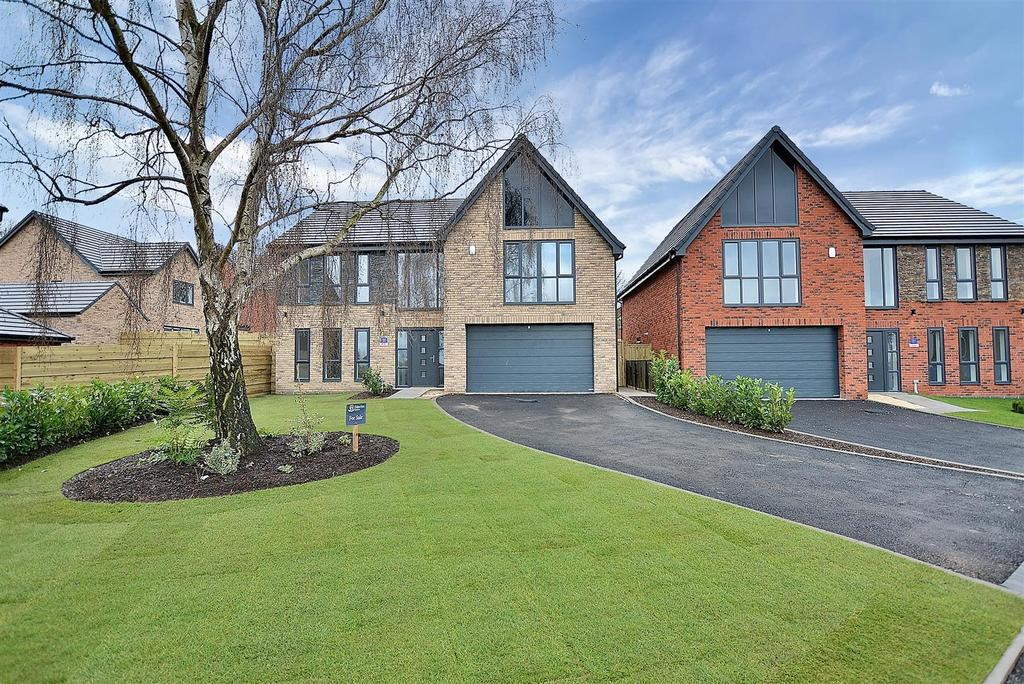 5 Bedrooms Detached House for sale in Plot 62 'Mayfair', Rockcliffe Grange, Nottingham Road, Mansfield