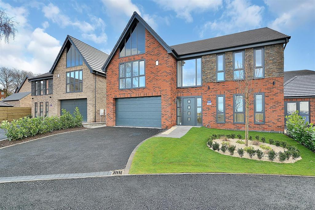 5 Bedrooms Detached House for sale in Plot 63 'Mayfair', Rockcliffe Grange, Nottingham Road, Mansfield
