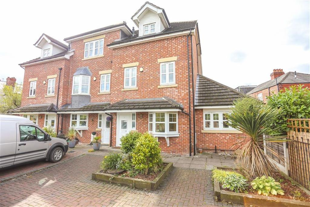 4 Bedrooms End Of Terrace House for sale in Millers Row, Heaton Norris