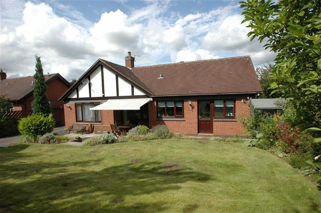 4 Bedrooms Detached Bungalow for sale in St Johns Way, Sandiway