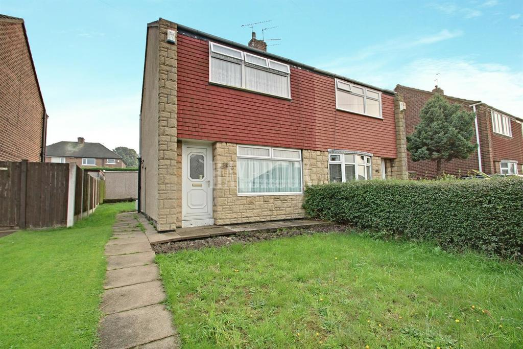 3 Bedrooms Semi Detached House for sale in Thorogate, Rawmarsh