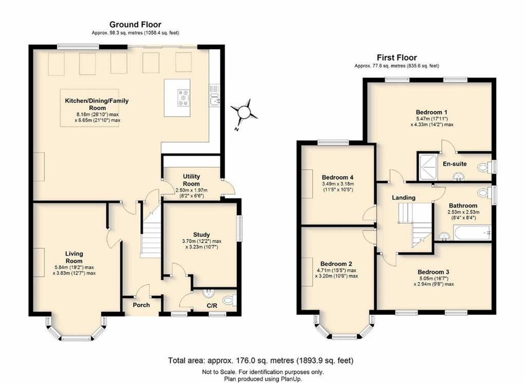 4 Bedrooms Semi Detached House for sale in Firwood Avenue, St Albans, Hertfordshire