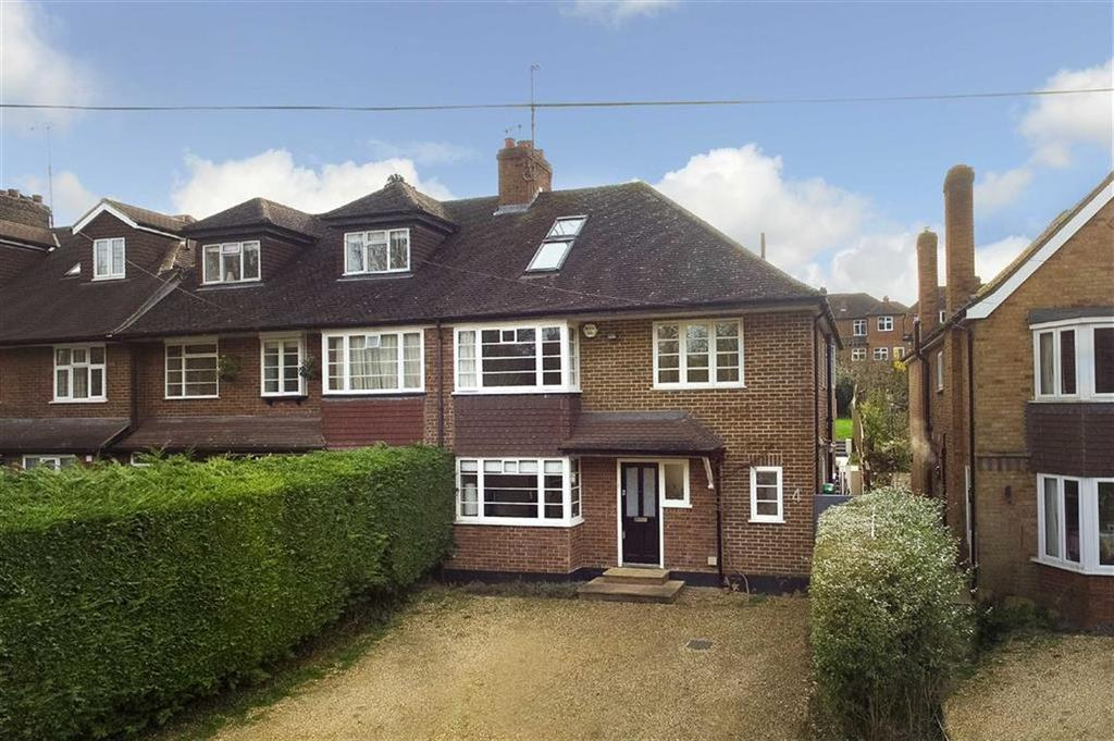 5 Bedrooms End Of Terrace House for sale in Everlasting Lane, St Albans, Hertfordshire