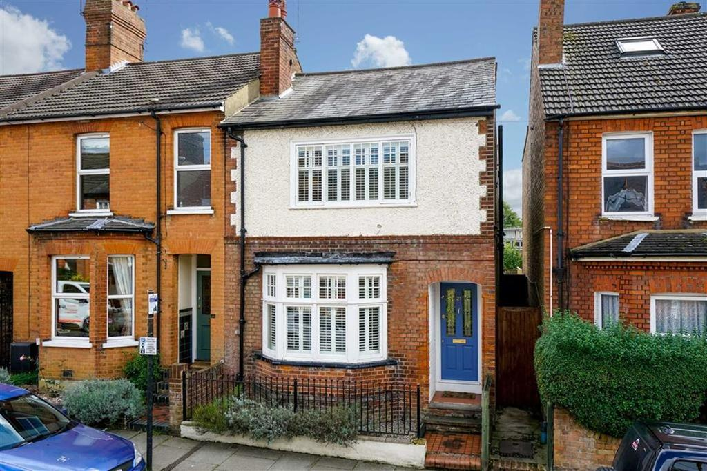 4 Bedrooms End Of Terrace House for sale in Etna Road, St Albans, Hertfordshire