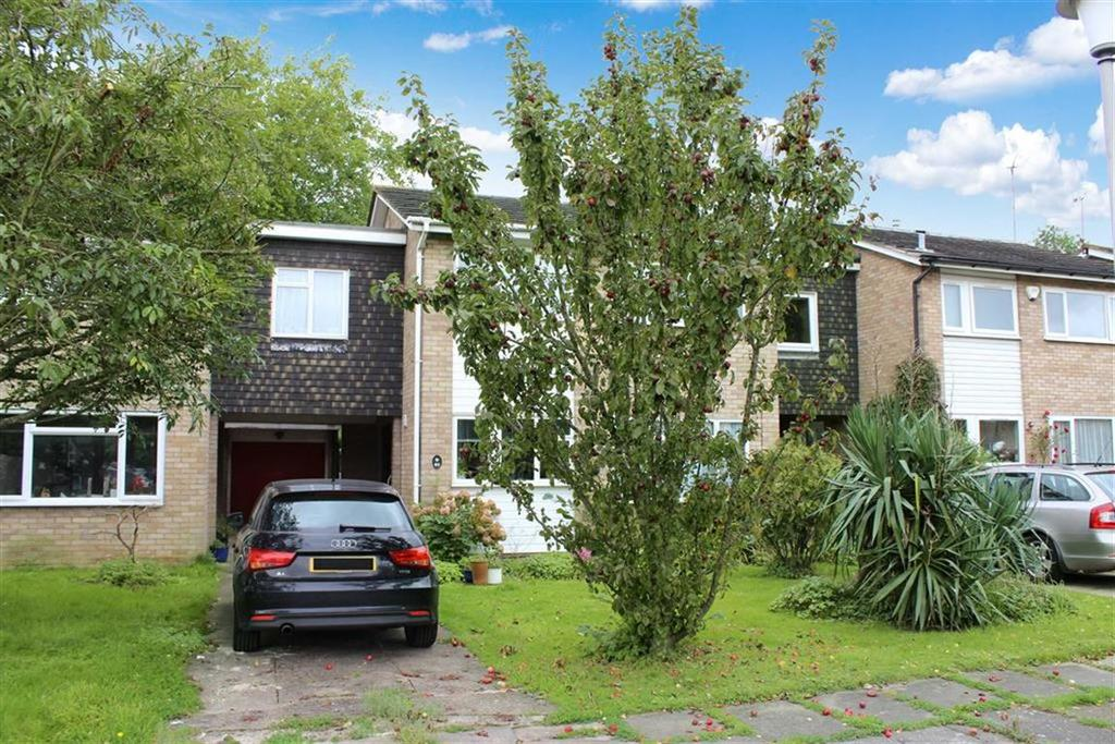 3 Bedrooms Detached House for sale in Meadowcroft, St Albans, Hertfordshire