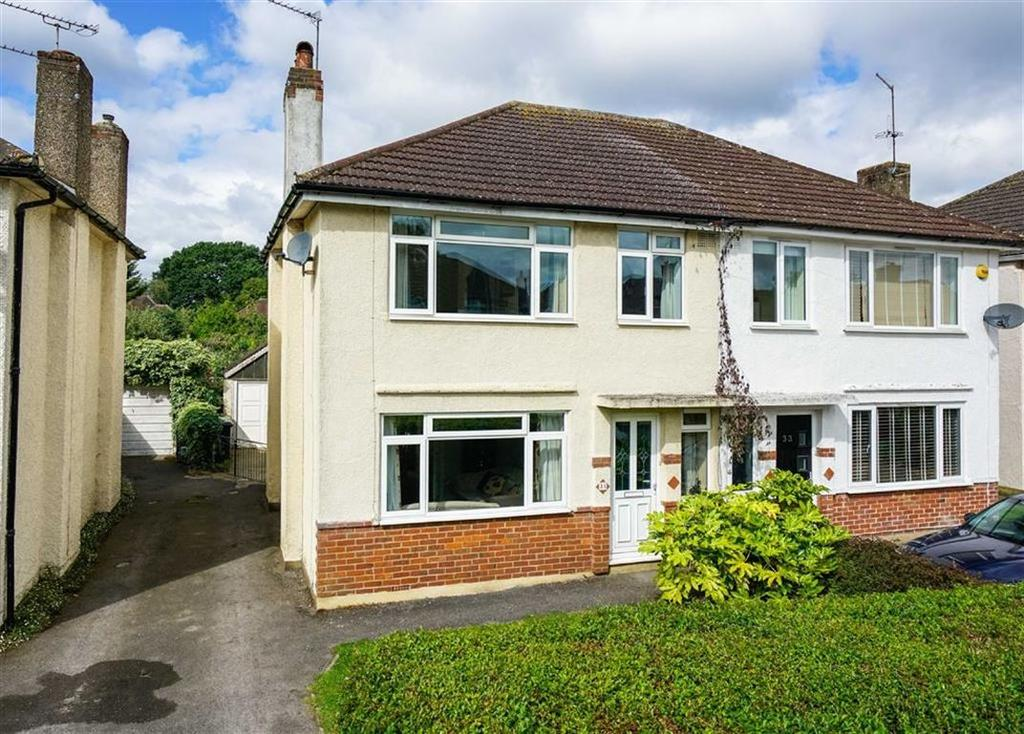 3 Bedrooms Semi Detached House for sale in Oakwood Drive, St Albans, Hertfordshire