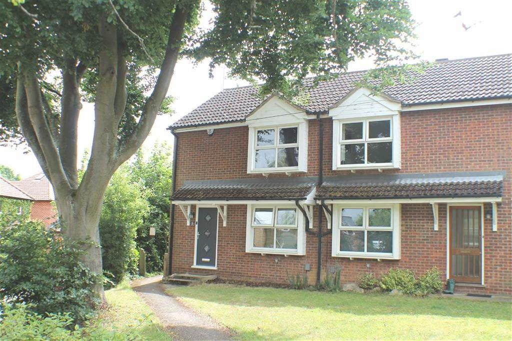 2 Bedrooms Semi Detached House for sale in Ambleside, Harpenden, Hertfordshire