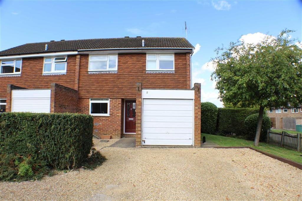 3 Bedrooms Semi Detached House for sale in Southfield Way, St Albans, Hertfordshire