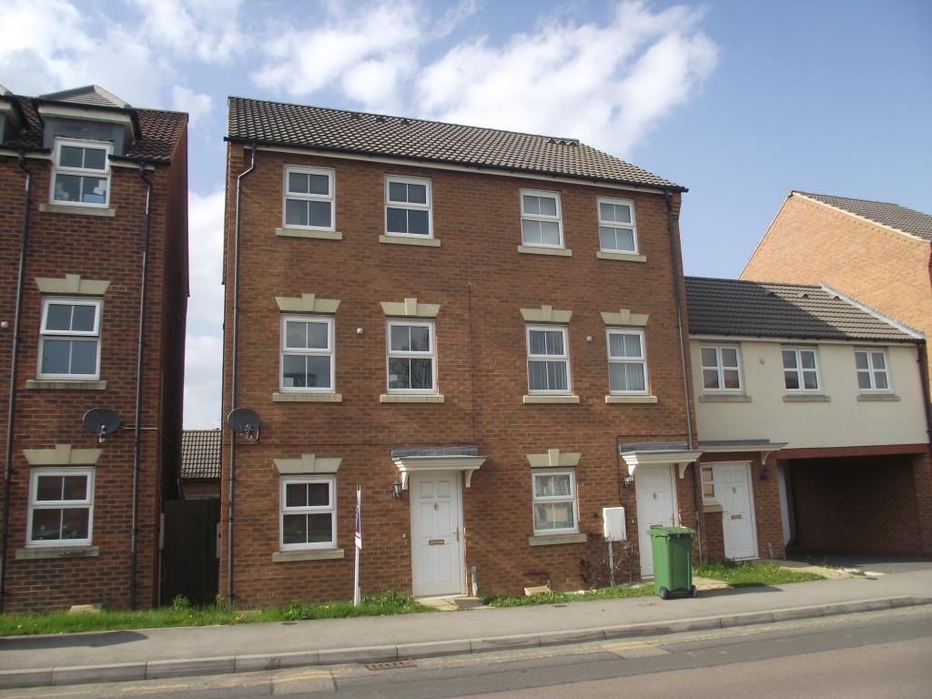 3 Bedrooms Town House for sale in 93 Lathkill Street, Market Harborough