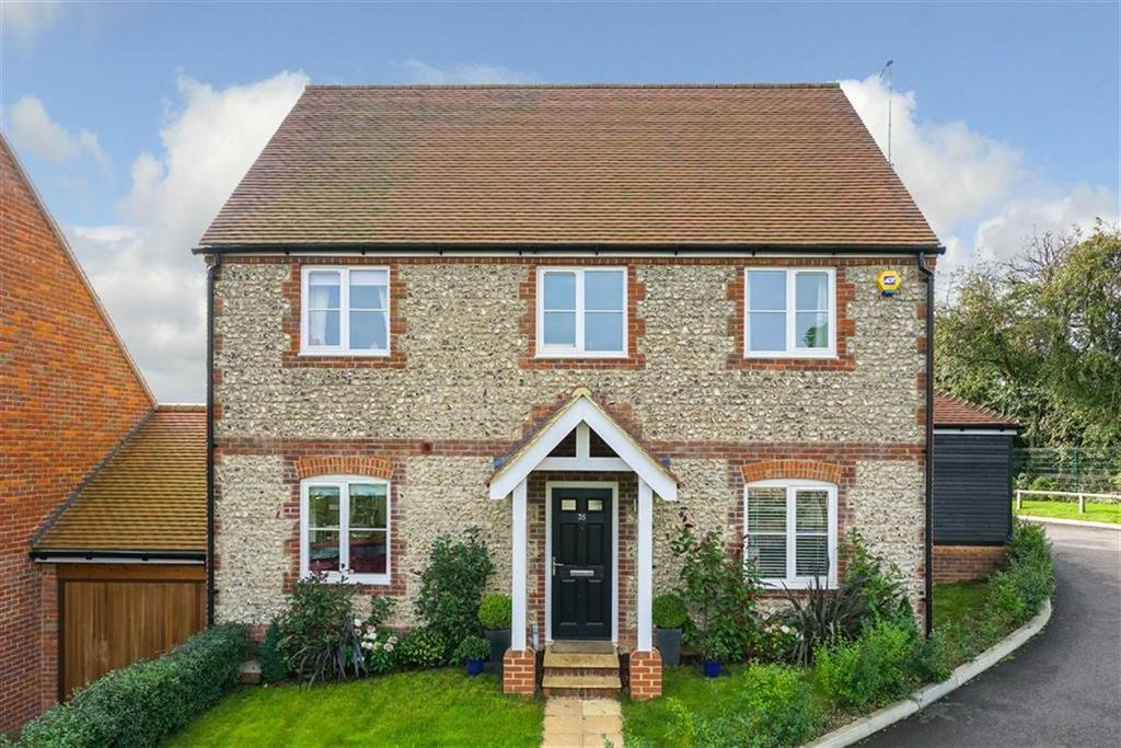 4 Bedrooms Detached House for sale in Humbers Hoe, Markyate, Hertfordshire