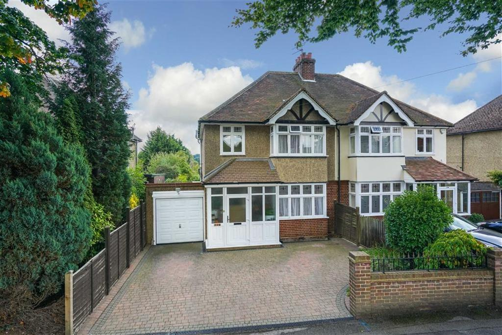 3 Bedrooms Semi Detached House for sale in Green Lane, St Albans, Hertfordshire