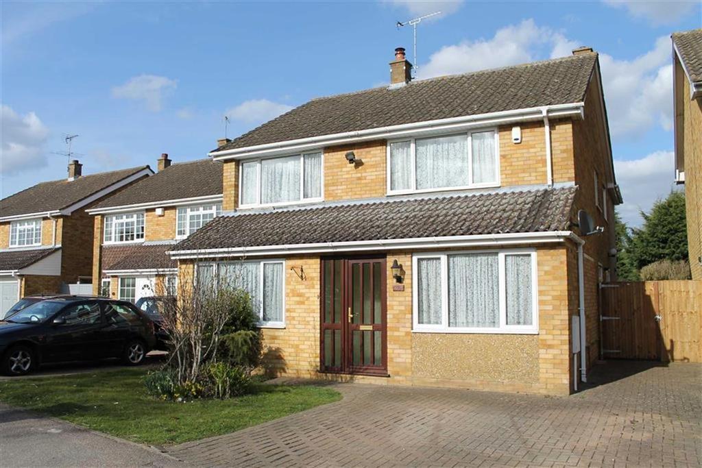 4 Bedrooms Detached House for sale in Ashley Gardens, Harpenden, Hertfordshire