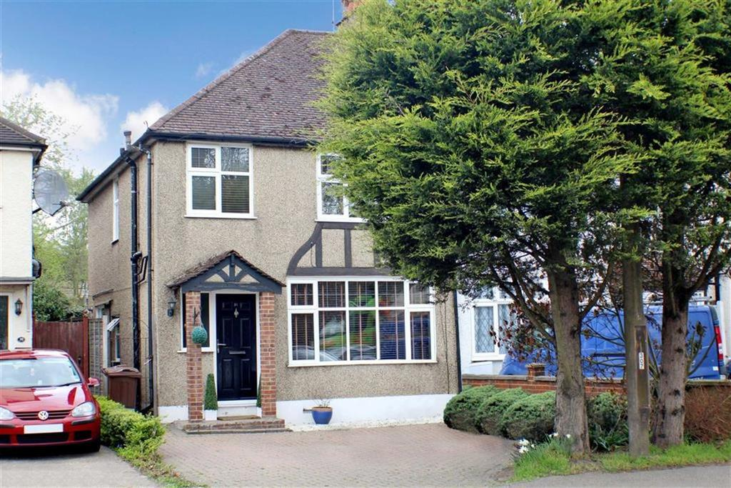 3 Bedrooms Semi Detached House for sale in Batchwood Drive, St Albans, Hertfordshire