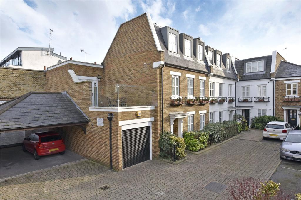 4 Bedrooms Mews House for sale in Rush Hill Mews, Battersea, London, SW11