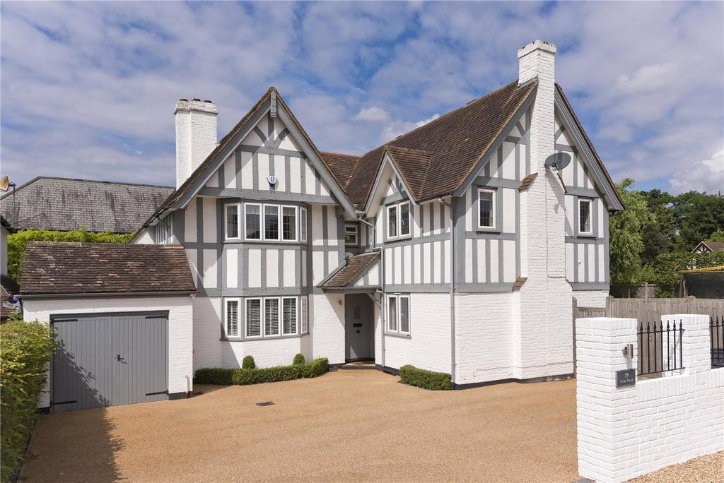 5 Bedrooms Detached House for sale in New Road, Esher, Surrey, KT10